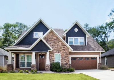 Cypress custom home can be built in the Gainesville, Florida area.
